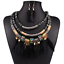 Fashion-Bohemia-Women-Jewelry-Pendant-Choker-Crystal-Chunky-Statement-Necklace thumbnail 91