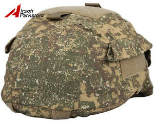 EMERSON-Airsoft-Hunting-Tactical-Helmet-Cover-for-MICH-2001-ACH-Helmet-Badland