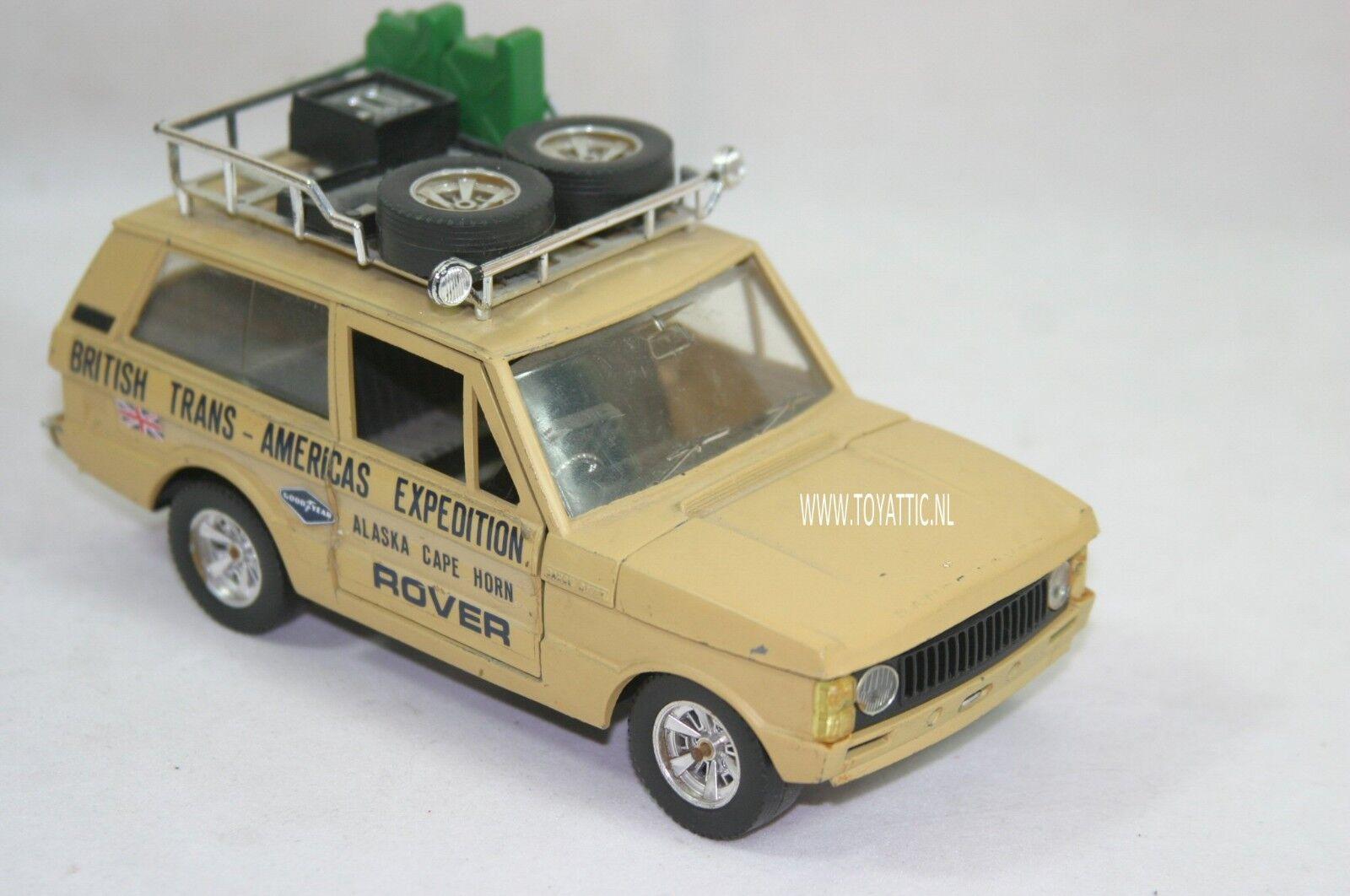 Land rover range rover britische trans - amerika verwendbar bis 24 von 80 ist burago