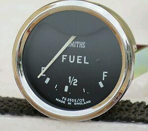 Smiths-Fuel-Gauge-Indicatore-benzina-Aston-Martin-Cobra-Triumph-Austin-Healey-MG