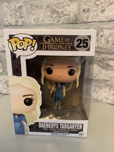 #25 Funko Pop Vinyl Figure Game of Thrones-Daenerys Targaryen Mhysa
