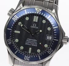 OMEGA Seamaster Professional 300m 2551.80 Automatic Mid-size Watch w/Gara_343620