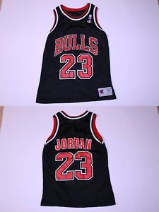 03488c5f6 Men s Chicago Bulls Michael Jordan S (40) Vintage Jersey Champion ...