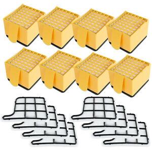 Mikrofilter geeignet für Vorwerk Kobold 135 136 Motorfilter
