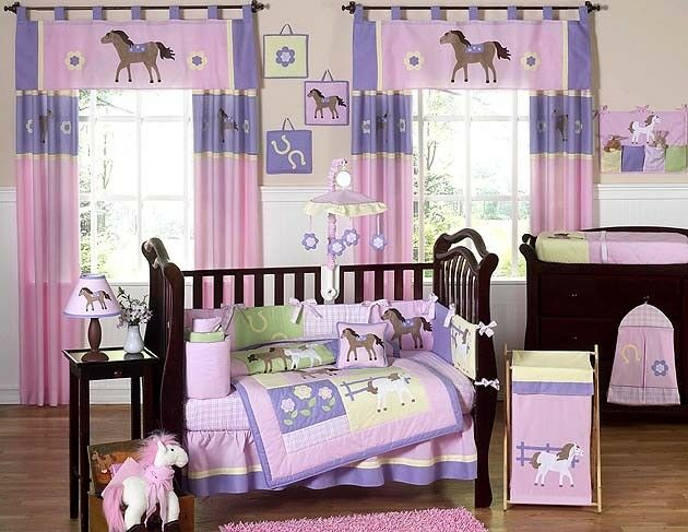 num embroidery shipping bed item crib cot girl bedding pink me baby sets giol set quilt free