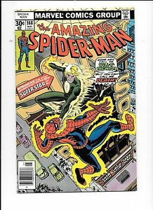 The-Amazing-Spider-Man-168-May-1977-Will-O-039-The-Wisp-appearance