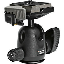 Manfrotto 494RC2 Mini Ball Head with RC2 Quick Release, No Fees! EU Seller!