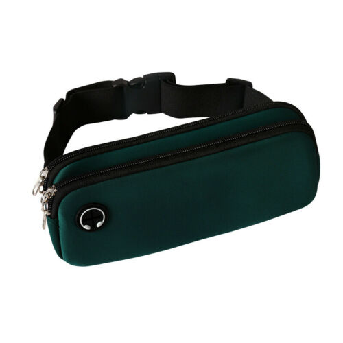 Unisex Waist Belt Bum Bag Jogging Running Phone Holder Keys Money Travel Pouch