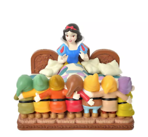 Disney Snow White and the Seven Dwarfs Collectable Figure Ornament Disney Store