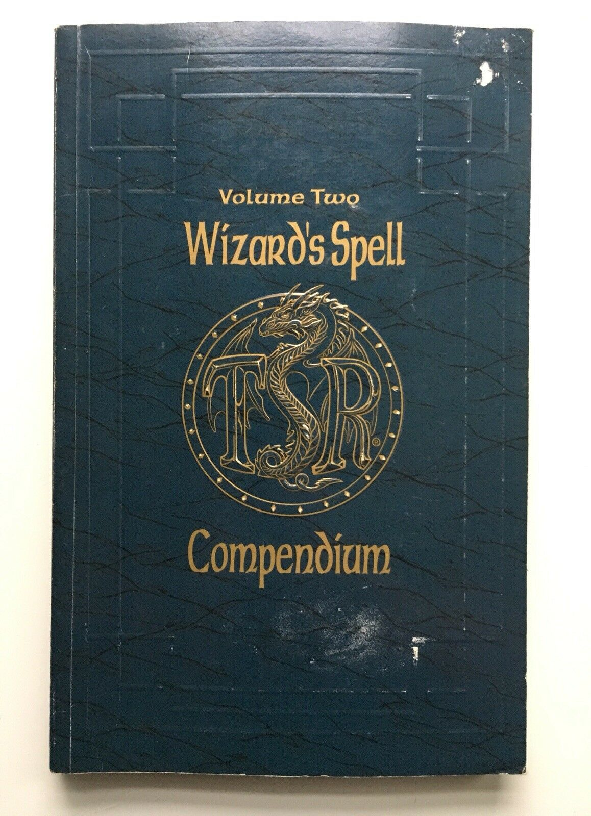 Advanced Dungeons & Dragons Book  Wizard's Spell Compendium Vol 2 - 2168