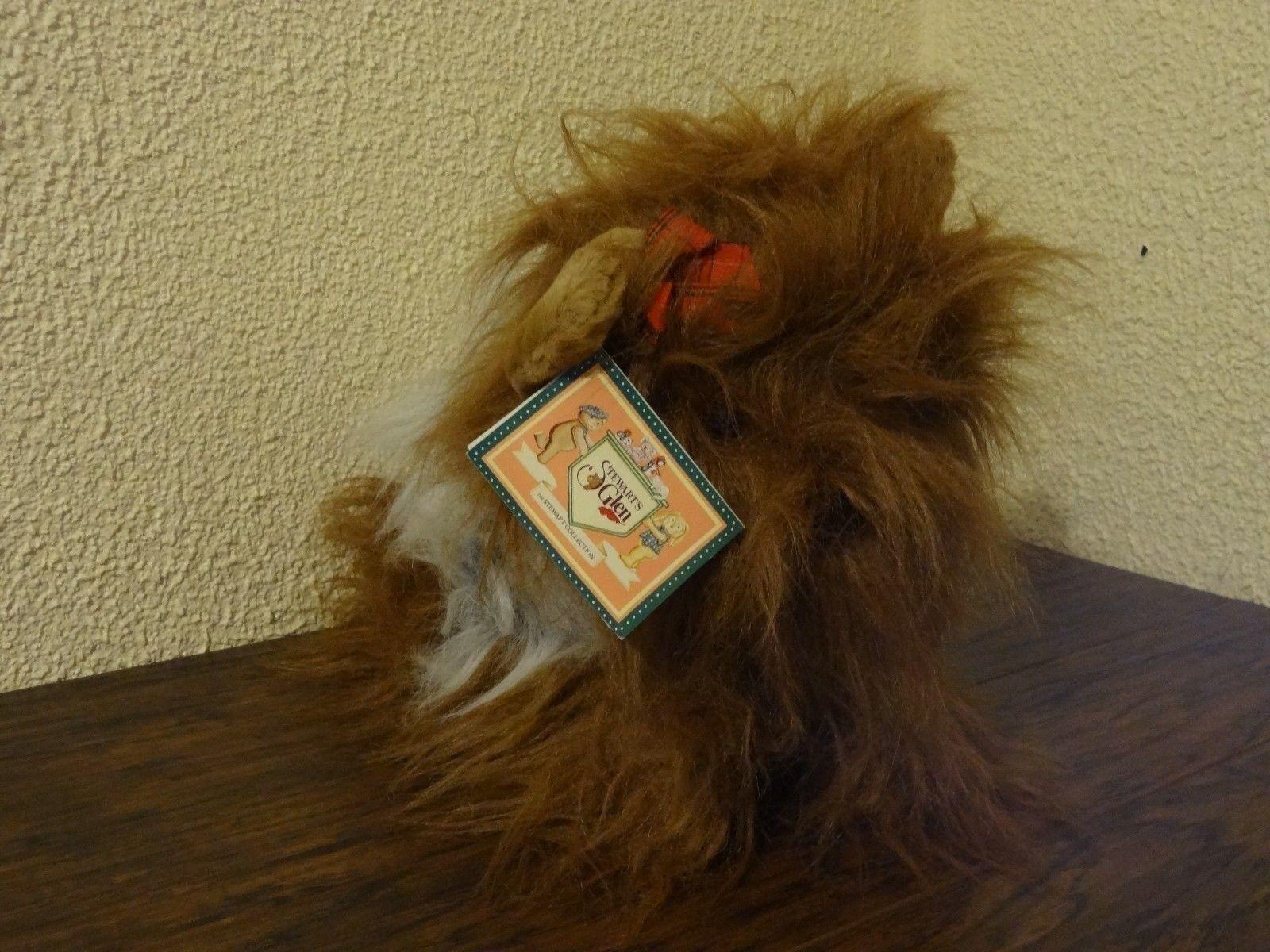 Stewart Glen Yorkshire Terrier Maltese Shih Tzu Dog Puppy Stuffed Plush Animal