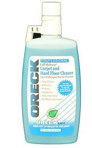 Oreck & Regina Steam Cleaner Carpet & Hard Floor Cartridge ...