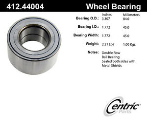 Centric-Parts-412-44004-Front-Wheel-Bearing