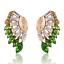 Fashion-Charm-Women-Jewelry-Rhinestone-Crystal-Resin-Ear-Stud-Eardrop-Earring thumbnail 2