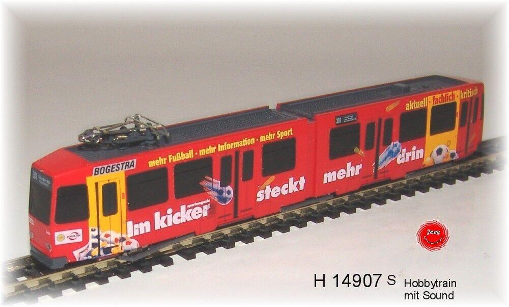 Hobbytrain 14907 S - Tram Duewag M6 M6 M6 Bogestra S con Suono 340fdb