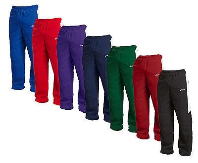 Asics Men's Caldera Athletic Warm Up Jogging Pants, Many Colors