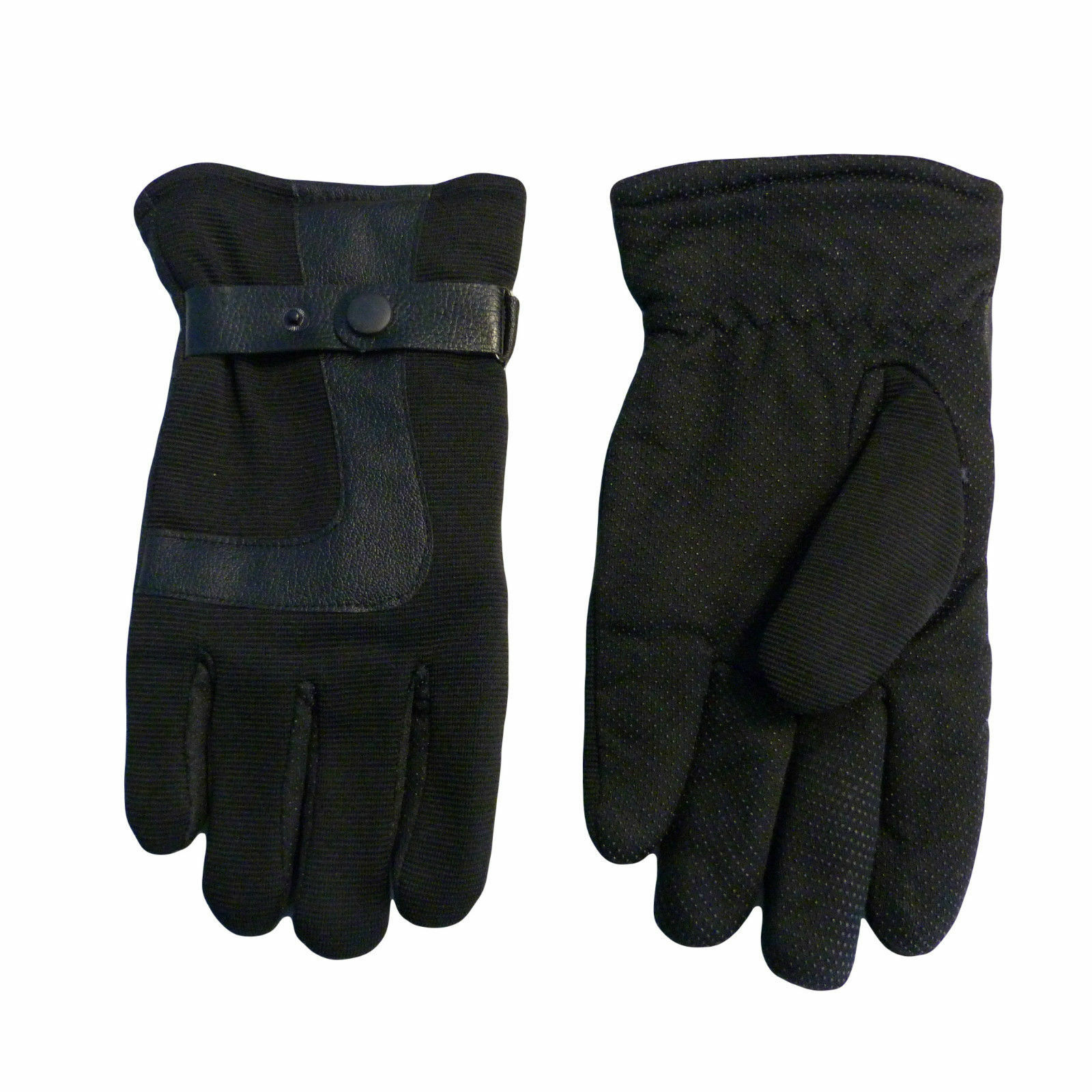 Mens All Action Gloves With Gripper Palm Winter Wear