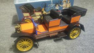 Schuco Oldtimer Replica Nr.:1239 Mercedes Simplex 1902 In Ovp Wie Neu/unbespielt üBereinstimmung In Farbe Antikspielzeug Blechspielzeug