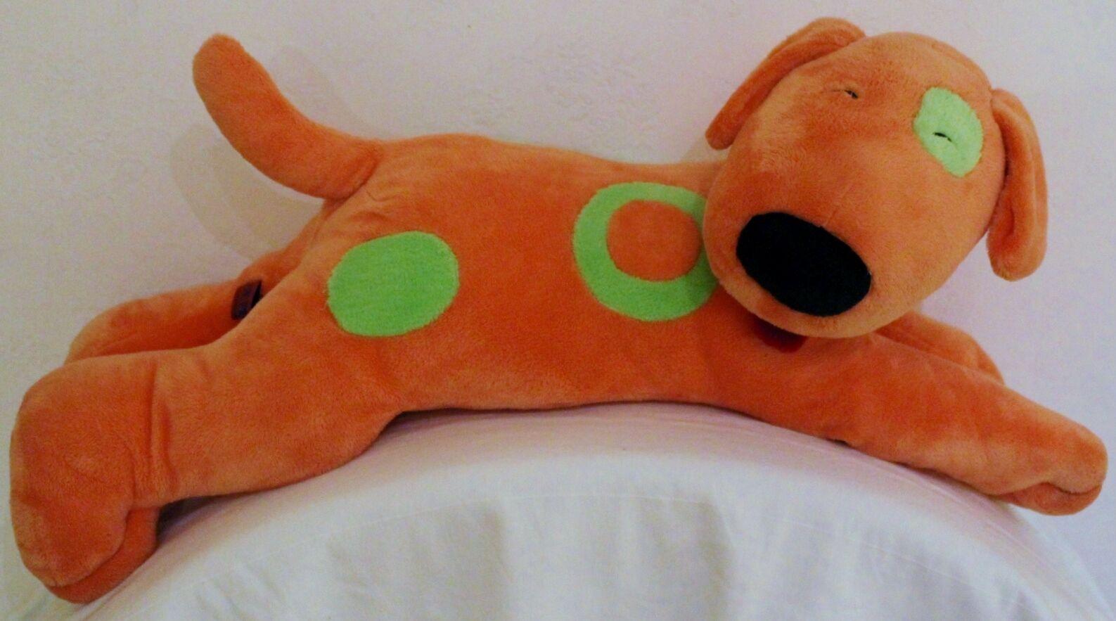 ♥ DIE SPIEGELBURG Lieben Sieben Hund HENRI in 75cm XXL Plüschtier Kuscheltier ♥