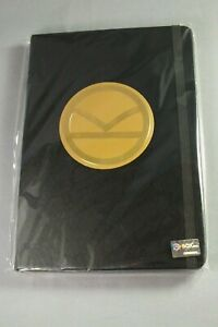Limited-Edition-Kingsman-Golden-Circle-A5-Note-Book-A-Box-Exclusive