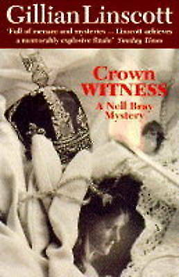 (Very Good)-Crown Witness (A Nell Bray Mystery) (Paperback)-Linscott, Gillian-07