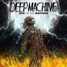 Rise Of The Machine (Ltd.Coloured Vinyl) von Deep Machine (2014)