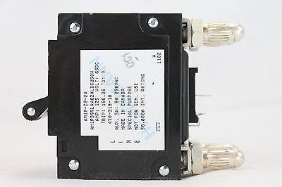 125 AMP DC Bullet Breaker Heinemann AM1P-Z2-2W