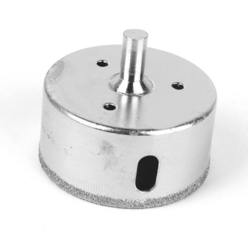 60mm Scie-cloche Perceuse Trou pour Verre Carrelage Ggranit Marbre Porcelaine