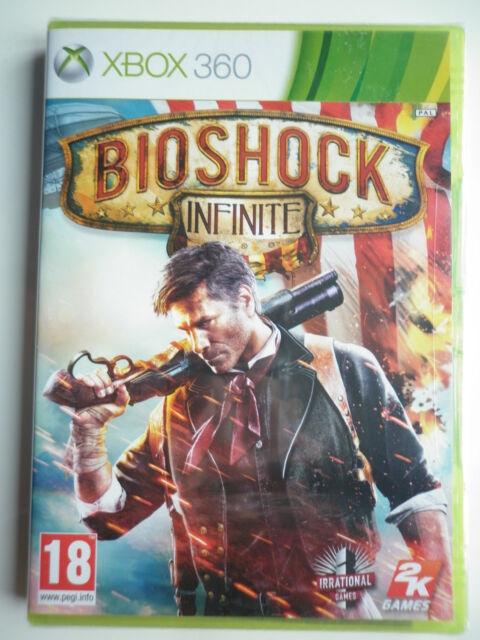 BioShock Infinite Jeu Vidéo XBOX 360