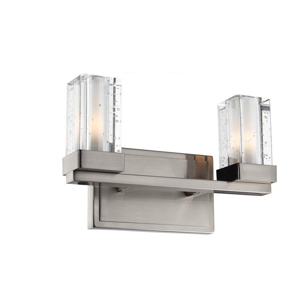 FEISS VS51002-BS lighting 2-LIGHT TONIC VANITY STRIP WALL LIGHT