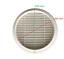 Lueftungsgitter-Abluftgitter-Fertiggarage-195-230-mm-rund-Flansch-Garage Indexbild 3