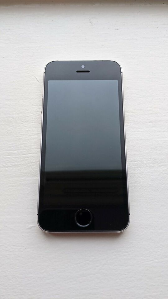 iPhone SE 1. generation, 64 GB, grå