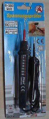 BGS 726 Spannungsprüfer 6-380 Volt