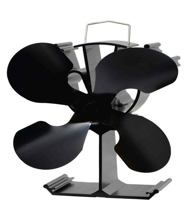 SPECIAL OFFER 2 X Heat powerot eco wood stove fan  GENUINE VODA THE BEST 4B