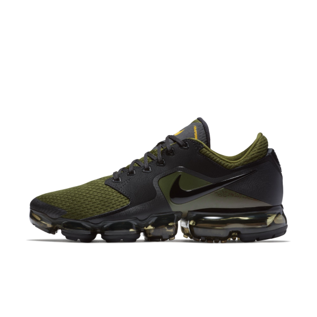 Nike Men Air Vapormax Running Shoes Black green AH9046-005 US7-11 04'