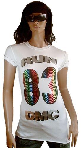 83 Amplified L Vip Wow 42 Run Official Star 80's T shirt Hiphop Rock Dmc Vintage qwUpfxp4I