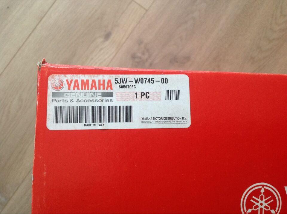 Fodbeskytter, Yamaha