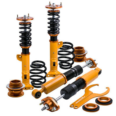 Shock Absorber Coilover Kit for BMW 3 Series E36 318 323 325 Sedan Coupe Blue