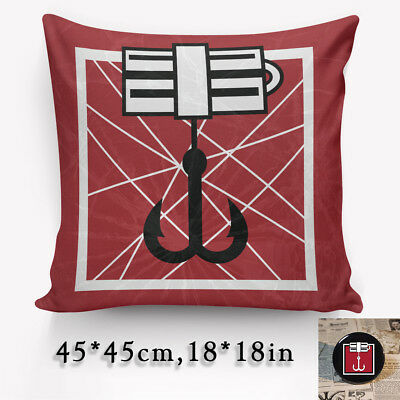 Operators Logo Pillow Cover Case 40