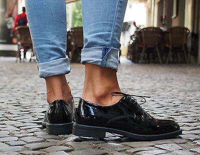 Vagabond Schuhe AMINA 4203 260 20 schwarz Lack Echtleder Damen Halbschuhe NEU | eBay