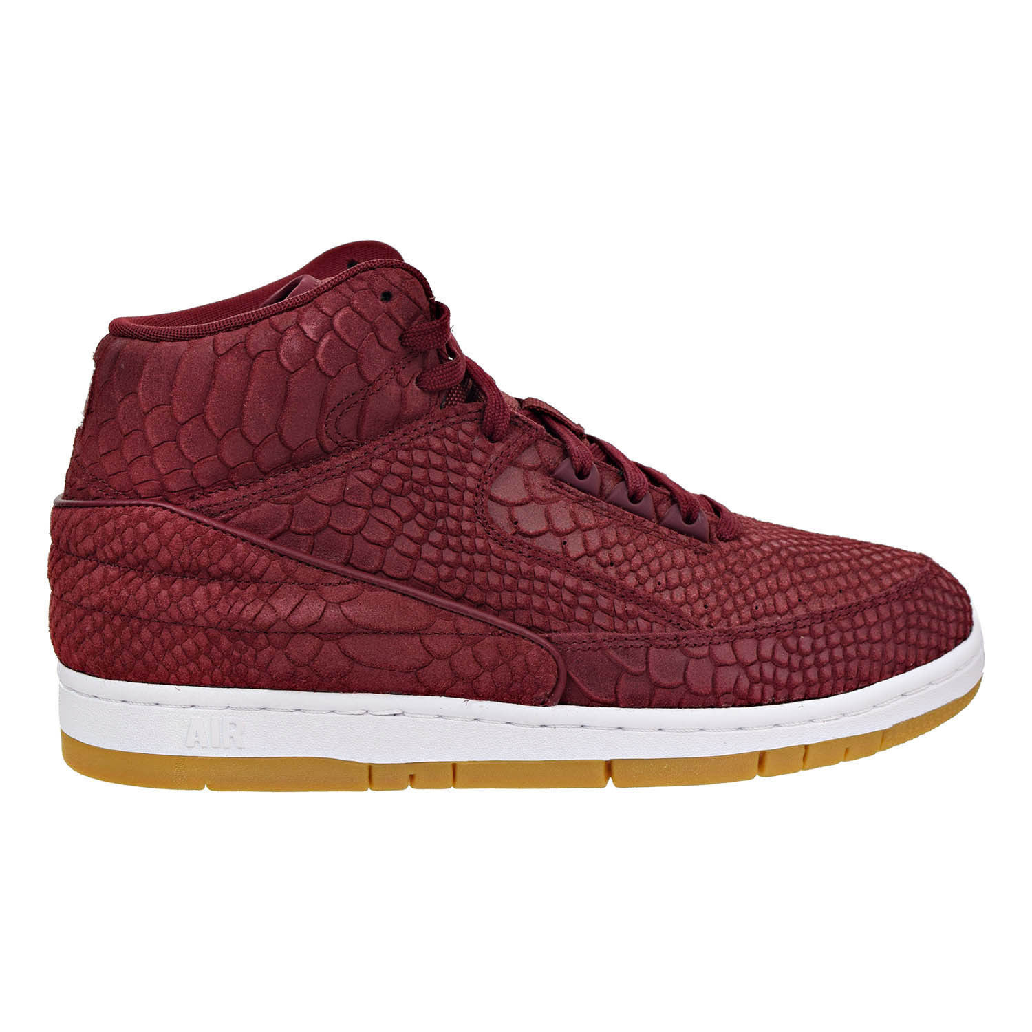 New Nike Air Python Premium Men's Athletic Shoes Team Red/White 705066 601
