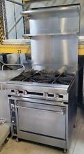 Jade Range 4 Burner Convection Oven Jtrh 4 30 2 Filler Tables Tk