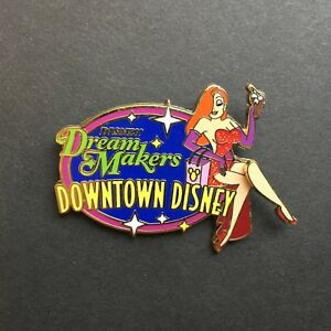 WDW-Cast-Member-Dream-Makers-Downtown-Disney-Jessica-Rabbit-Disney-Pin-53436