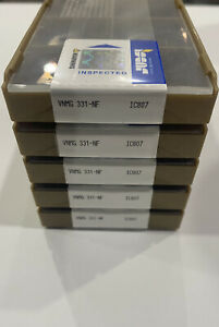 Qty 10 Brand New ISCAR DNMG432-TF DNMG 150408-TF Grade IC6025 Insert *New*