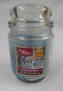 Better-Homes-13oz-Limited-Edition-Scented-Candle-A-Wonderful-Winter-NEW