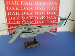 Die-cast-1-72-Modellino-Elicottero-Helicopter-Sikorsky-MH-53E-Sea-Dragon-USA