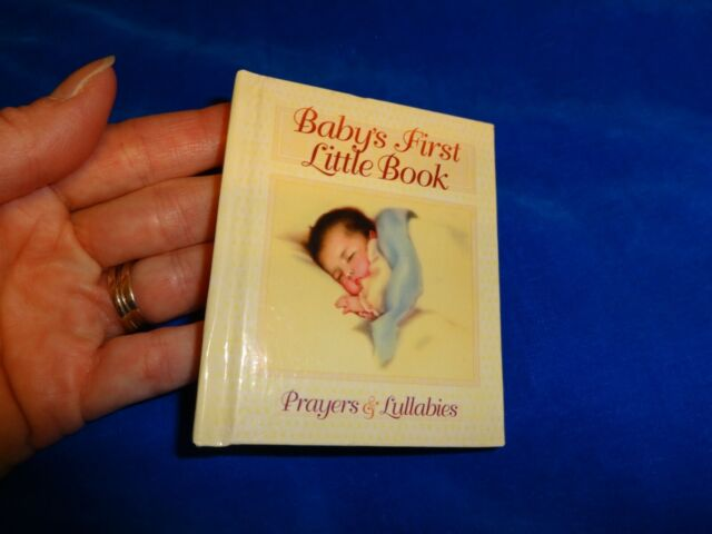 Baby's First Little Book - Prayers & Lullabies