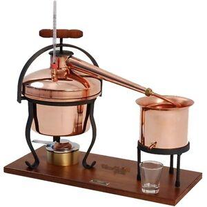 Essential Oil Old Fashioned Distillation
