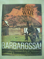 HISTORY OF THE SECOND WORLD WAR VOL 2 No 9 BARBAROSSA - INVASION OF RUSSIA