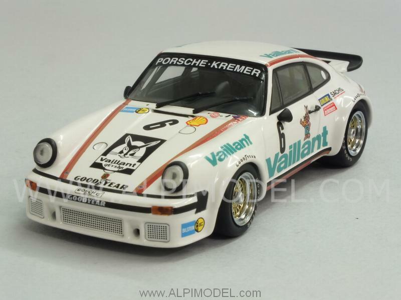 Porsche 934 Vaillant Norisring EGT 1976 Bob Wollek 1 43 MINICHAMPS 400766496